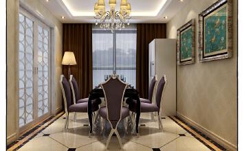 阿尔卡迪亚现代简约三居室