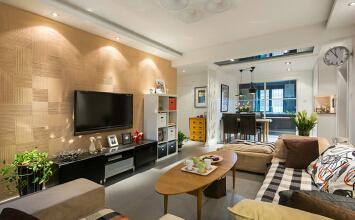 简约现代居室