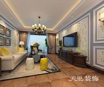 145平方四室两厅地中海...
