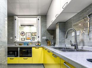 ,厨房,原木色,