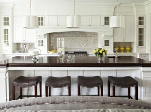 开眼了!这些厨房背景墙的设计真心上档次,不但不丑反而美爆了!
