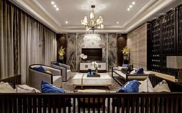 三室两厅——新中式