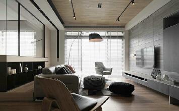 三室两厅--现代简约