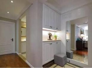 客厅太大,电视背景墙不能靠墙怎么办?
