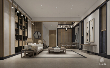 中式别墅设计 · 东...