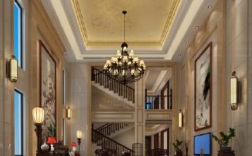 中式别墅设计 · 广州自建别墅