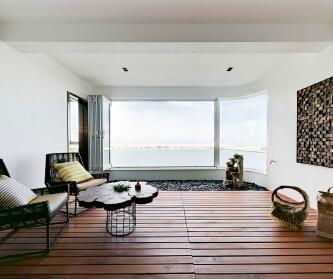 木质现代风别墅装饰——第...