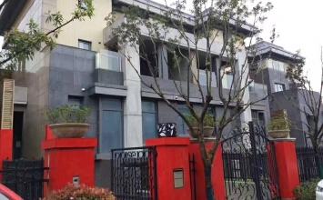 别墅装修设计——南京恒基富荟山