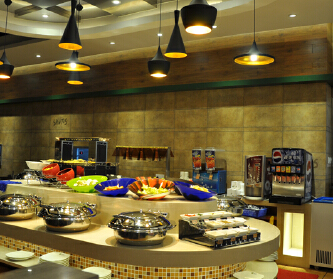 圣多斯巴西烤肉餐厅设...