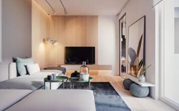 极简风公寓图片