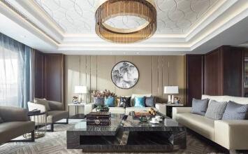 新中式风格两室