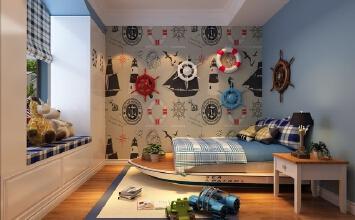 东胜紫御府4室2厅163平米欧式风格