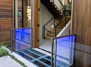 ,当代风格,楼梯,