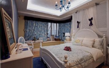 今朝装饰  舒适 婚房 地中海设计98