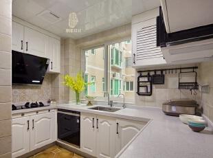 ,厨房,白色,黑白,收纳,