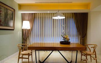 新中式风格精致室内装修效果