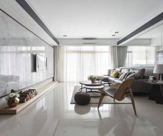 渭滨苑小区165平米简单...
