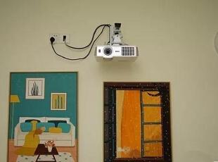 你还在客厅放电视?早就过时了,现在都流行这样!