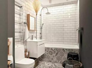 别再被干湿分离忽悠了,卫生间本该这样设计!