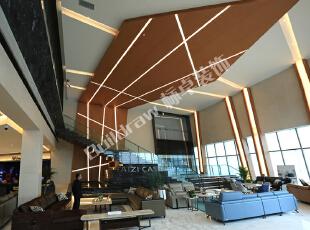 太子家居商城装修设计施工实景图