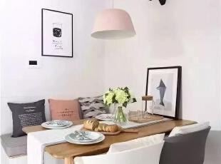 小户型别再买餐桌了,做个这样的卡座,绝对实用10倍!