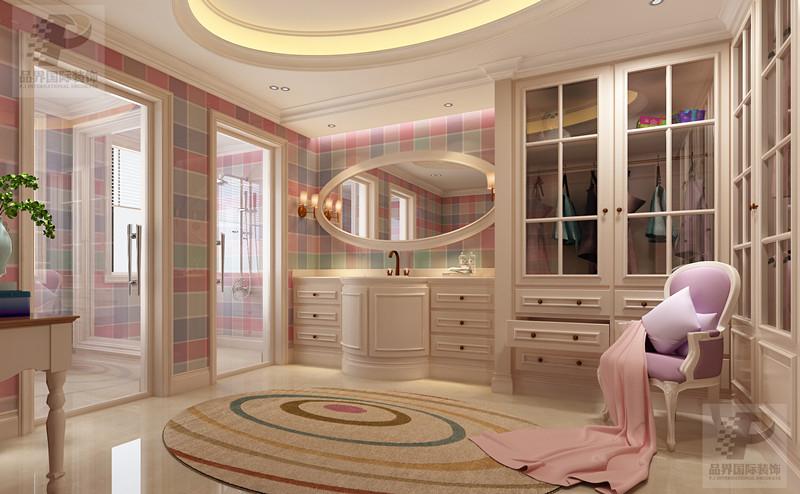 600平方米 【品界装饰】为您提供别墅的整体规划设计与施工,别墅设备