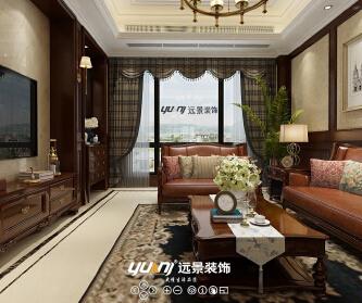 玥湖园|新古典风格|重庆...