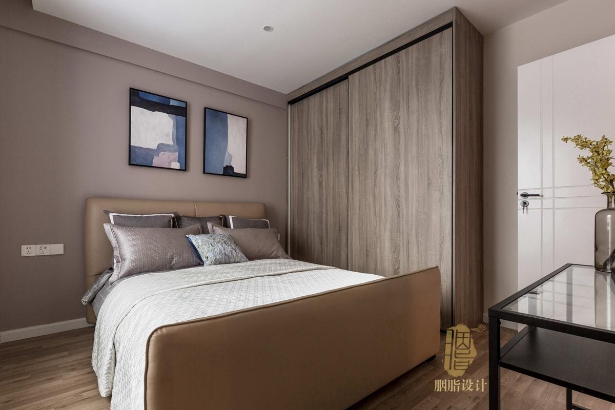 背景墙 房间 家居 起居室 设计 卧室 卧室装修 现代 装修 1200_800