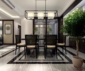 首创国际城三居室165平...