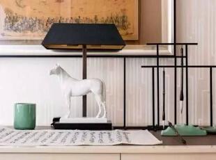 带你做一次古时文人墨客,中式书房设计