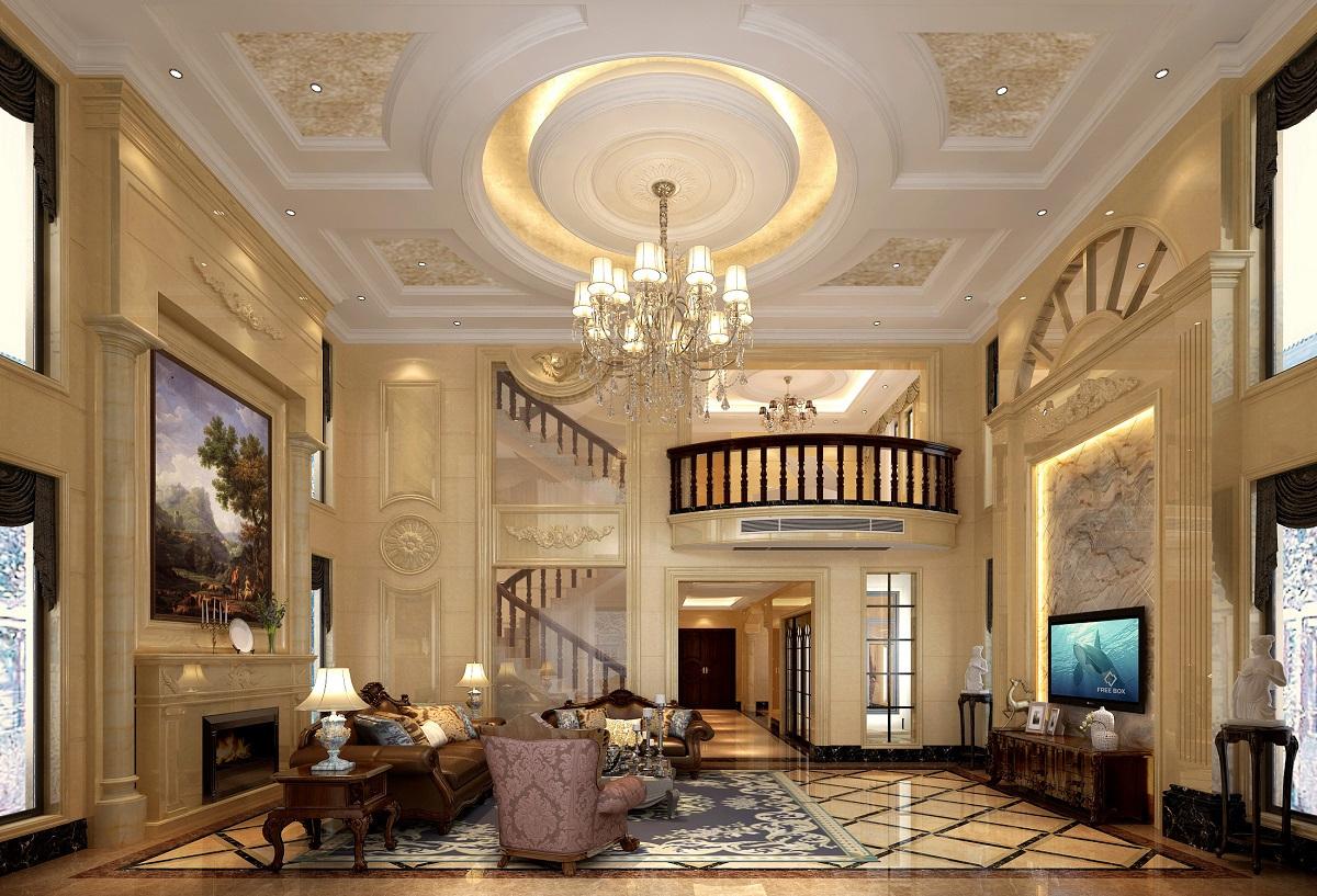 所在楼盘:花溪碧桂园 装修户型:独栋别墅 设计风格:欧式风格 主要用材:抛釉瓷砖、实木地板、乳胶漆、油画、石膏板、进口壁紙、艺术漆、大理石等。 设计说明:整体设计围绕客户对空间的需求来设计。欧式风格强调以华丽的装饰、浓烈的色彩、精美的造型达到雍容华贵的装饰效果。
