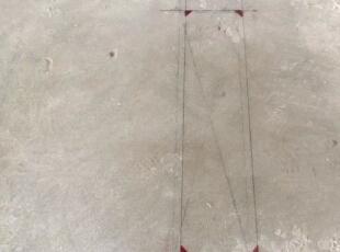 工地施工---弹线
