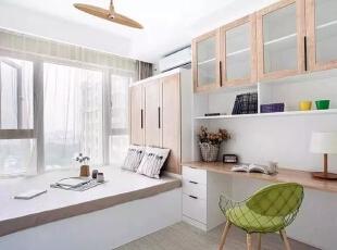 榻榻米+书房,小户型家庭书房就该这么设计!