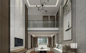 中式别墅设计:龙翔山...