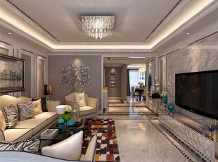 ,客厅,白色,