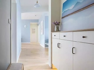 90㎡的房子设计成4室2厅,空间不拥挤还很宽敞!