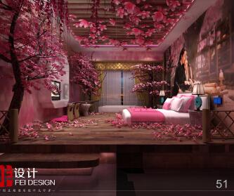 情侣酒店设计案例——...