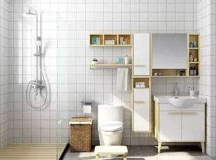 卫生间掌握这三点,4㎡能当10㎡用!