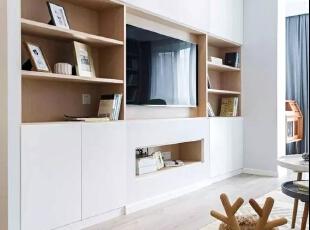 88㎡简约风两居,5㎡的角落也能装出小书房!