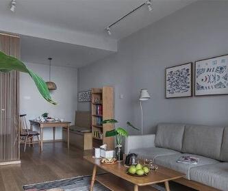 日式小清新两居室
