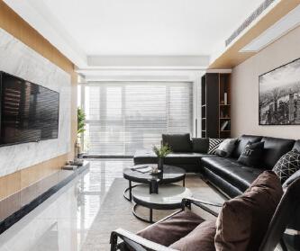 现代简约风格家居装修设计