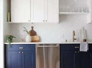 面积小于10㎡的小厨房的设计之道,颜值与品位都有!