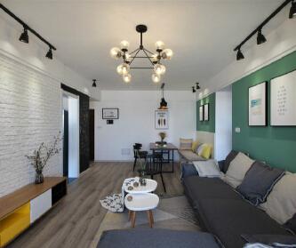 北欧风格家居设计,充满文...