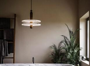 卫生间这样设计,横竖都是美!