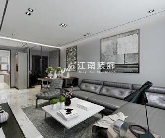 哈尔滨江南装饰保利城现代...