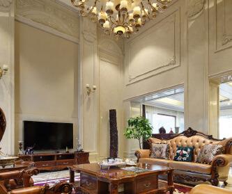 古典欧式的奢华与温馨...