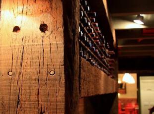 ,当代风格,酒窖,