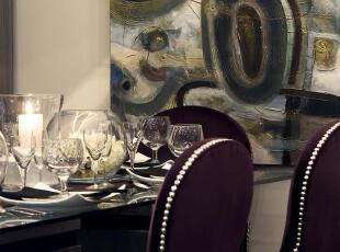 ,当代风格,餐厅,