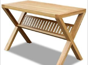 书桌 实木/全橡木/学习桌/写字桌办公桌/台式电脑桌/现代简约宜家,东方风韵,电脑桌,