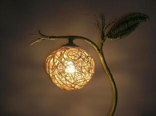 高40CM  灯球宽15CM,热带风情,灯具,